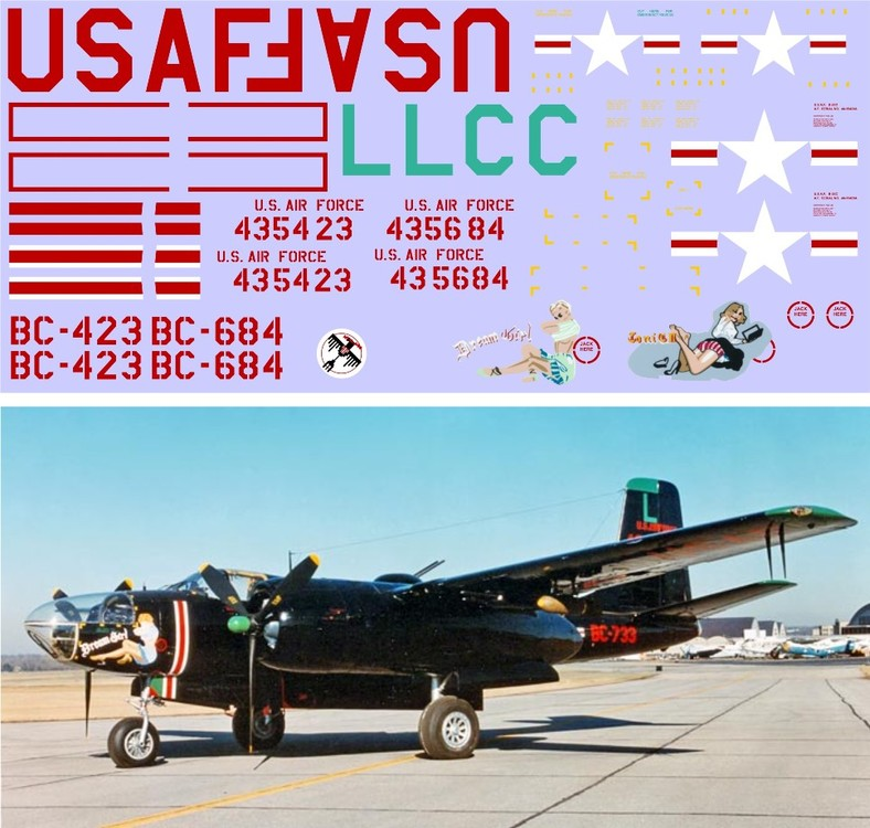 A-26C  Invader  1-72.jpg