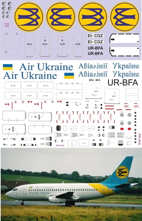 737-200 Авиалинии Украины 1-72 (980).jpg