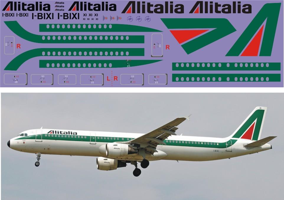 A 321  Alitalia  1-144 (по Revell) (450).jpg