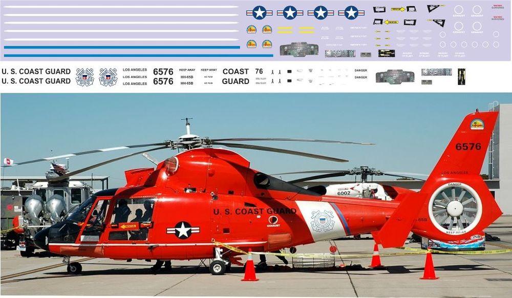 HH-65B Dolphin (U.S.Coast Guard) 1-72.jpg