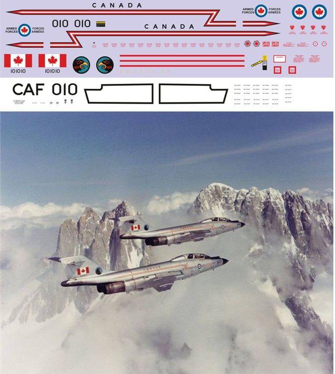 F--101 Voodoo (Canadian Air Force) 1-72.jpg