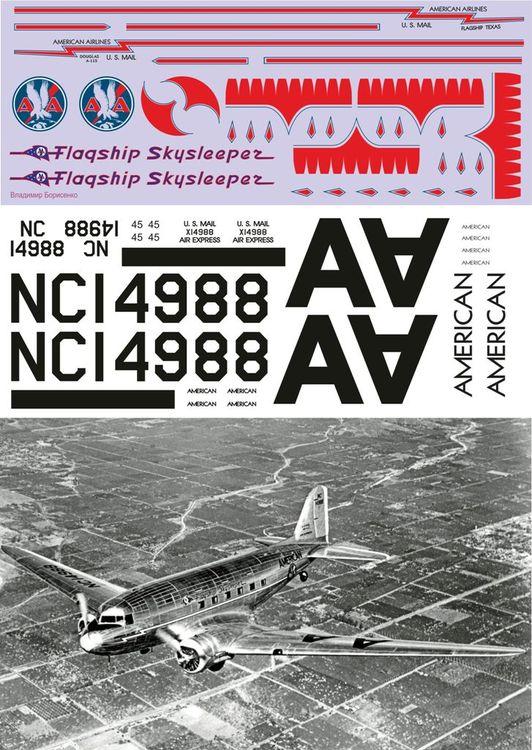 DC-3 American Airlines 1-48.jpg